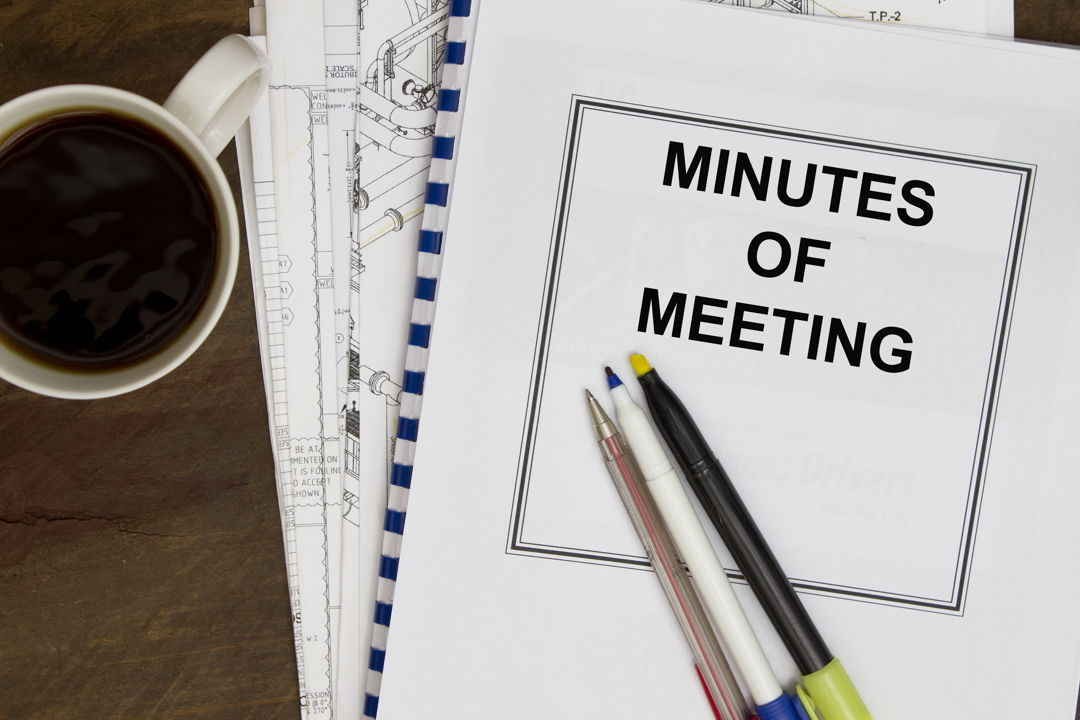 Orchid Oaks Meeting Minutes